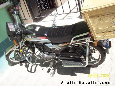 Motosiklet Motoran  - TEMİZ LASTİKLERİ SIFIR MOTOSİKLET