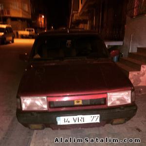 Fiat tofaş doğan satılık plâka 34 vrl 77