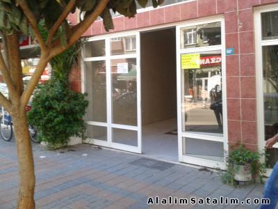 İşyeri İlanları Kiralık Dükkan  - SAHİBİNDEN BANDIRMA ORDU CADDESİNDE 125 METREKAR