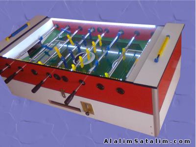 Spor Aletleri Diğer  - langırt masası