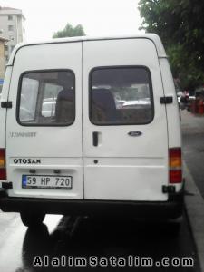 Minibüs  - Sahibinden camlı 96 transit 2+1
