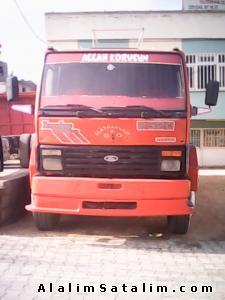 Kamyon ford cargo 2520 d18 ds 4x2 yavuz otomotivden kirmizi gül