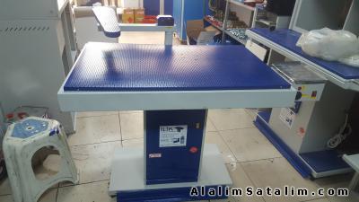 İş Makineleri - Tarım Araçları Sanayi Endüstriyel Makineler Tekstil  - sıfır ıkıncı el ütü paket atolyesı kurulur