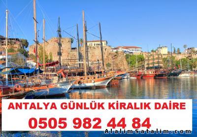 Kiralık Daire  - Muratpaşa Günlük Kiralık Daire 0505 982 44 84