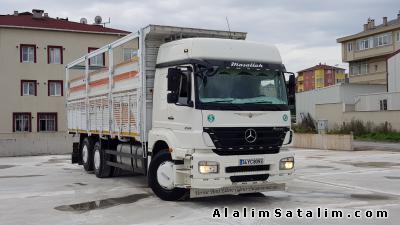 Kamyon Mercedes Axor 2528  - BİLGİN DEN 2005 2528 CD YENİ TİP SADECE700 BİNKM