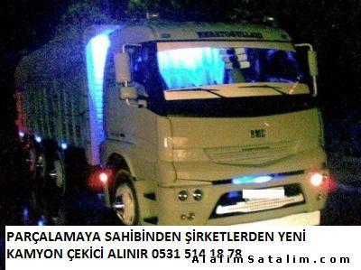 Otomotiv Hurdası Kamyon Hurdası  - REHİNLİ BORÇLU KAMYON ALINIR 05416098001