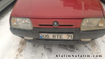 Diğer  - 06 RTE 71 plakam satılıktır.