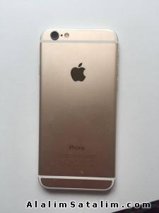 Cep Telefonu Apple Diğer Modeller  - iphone 6 gold 16 gb i phone takas yok