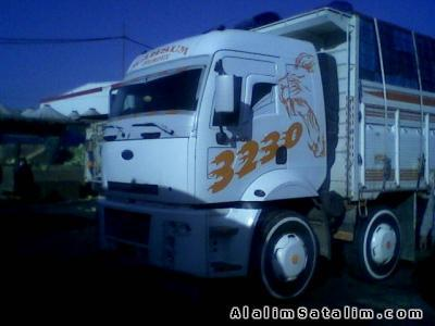 Otomotiv Hurdası Kamyon Hurdası  - CARGO FULL TİİRMLİ KUPA BULUNUR05416098001