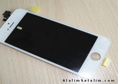 Arka  kasa  tam dolu kasa   Apple  iphone5 beyaz