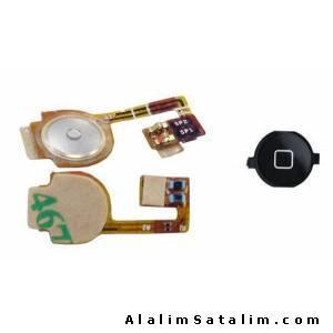 Apple iphone5s 5s home tuşu home button de