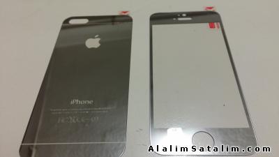 iphone 5 ve 6 plus renkli cam