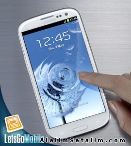 Samsung Galaxy S3 Touch  dokunmatik değişi