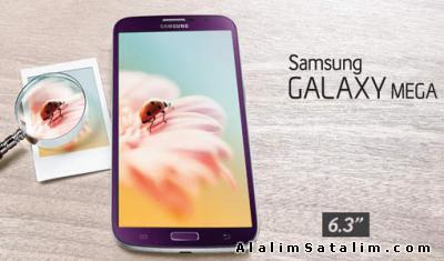LCD Samsung Galaxy İ9200 Galaxy Mega 6.3 DOKU
