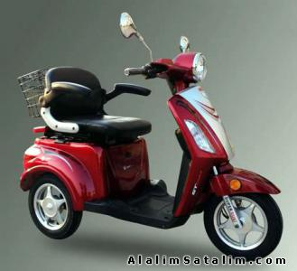 Ikinci El Motosiklet Diger Markalar 3 Tekerlekli Elektrikli