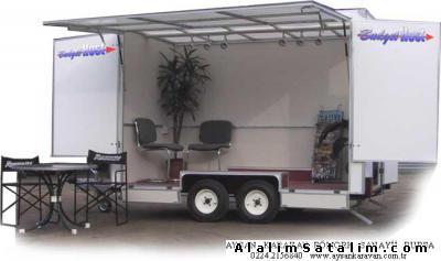Seçim karavanı  Fastfood karavanı  Satışkaravanı